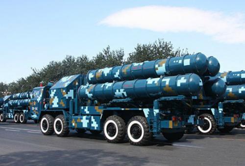 Tên lửa Trung Quốc khiến Mỹ phải cứng rắn hơn ở Biển Đông 1