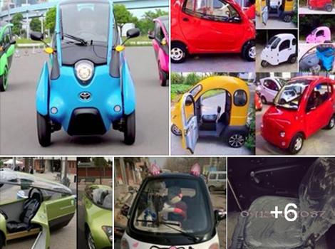 Cục Đăng kiểm khuyến cáo người dân không mua ôtô điện mini 2