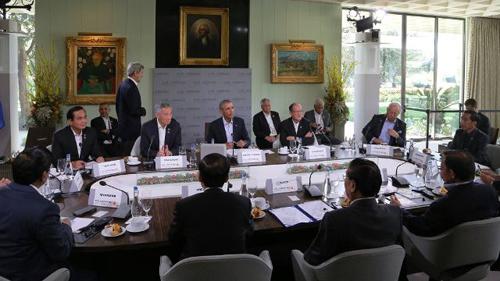 Thành công ngoài văn bản của hội nghị cấp cao Mỹ - ASEAN 1