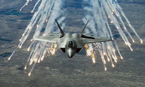 F-22 Raptor - khắc tinh của tên lửa Trung Quốc đưa lên Hoàng Sa 1