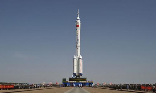 Trung Quốc có tham vọng quân sự trong chương trình không gian 1