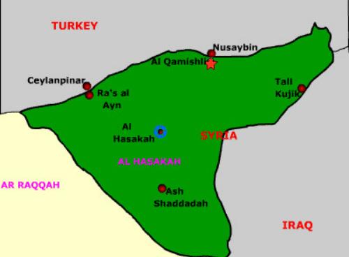 Sân bay là tâm điểm giằng co giữa Thổ Nhĩ Kỳ và Syria 2