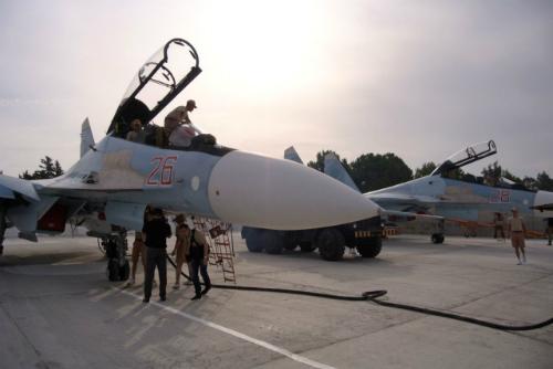Tranh cãi về vai trò của cố vấn quân sự Nga tại Syria 1