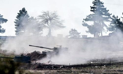 Lý do Thổ Nhĩ Kỳ pháo kích vào lãnh thổ Syria 1