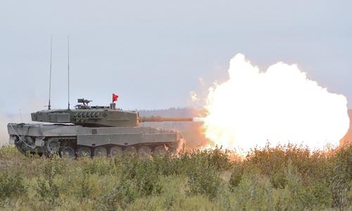 Đức tính chế tạo siêu tăng đối phó T-14 Armata Nga 1