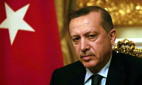 Thổ Nhĩ Kỳ trong cơn bĩ cực 1
