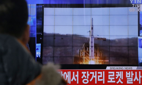 Triều Tiên nã pháo, dân Hàn Quốc xuống hầm trú ẩn