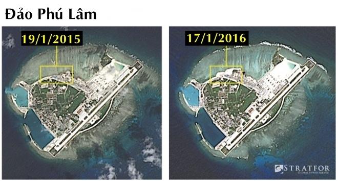 Cơ sở bị nghi là kho chứa vũ khí của Trung Quốc ở Hoàng Sa - ảnh 2
