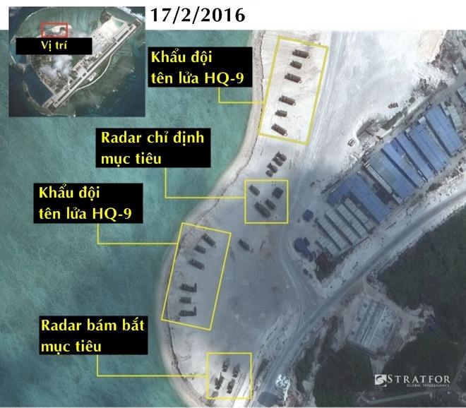 Cơ sở bị nghi là kho chứa vũ khí của Trung Quốc ở Hoàng Sa - ảnh 3
