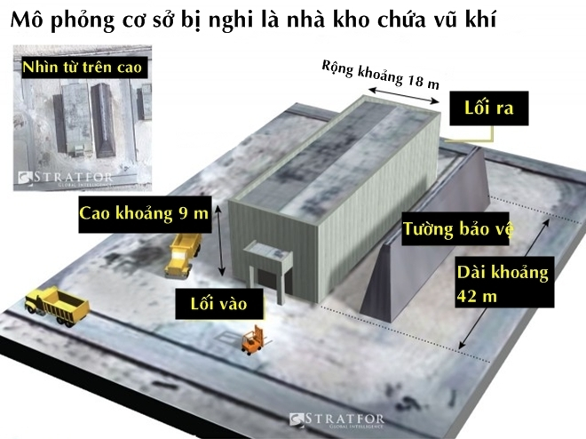 Cơ sở bị nghi là kho chứa vũ khí của Trung Quốc ở Hoàng Sa - ảnh 6