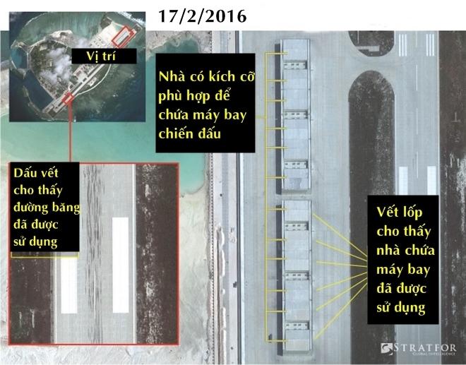 Cơ sở bị nghi là kho chứa vũ khí của Trung Quốc ở Hoàng Sa - ảnh 4