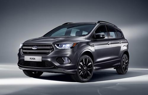 Ford Escape 2017 - nâng cấp tiện nghi 1