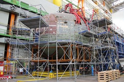 Tàu ngầm hạt nhân chạy êm nhất thế giới của Pháp 3