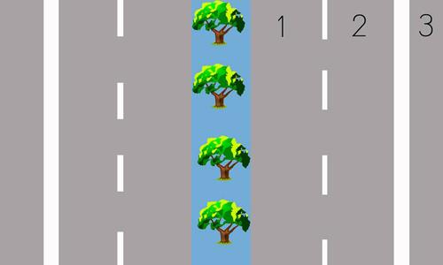 Xe máy được đi làn nào trên cao tốc? 1