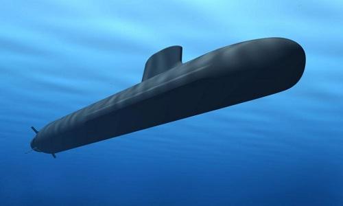 Tàu ngầm hạt nhân chạy êm nhất thế giới của Pháp 1