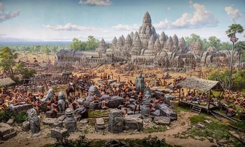 Bảo tàng 24 triệu USD của Triều Tiên ở Campuchia 1