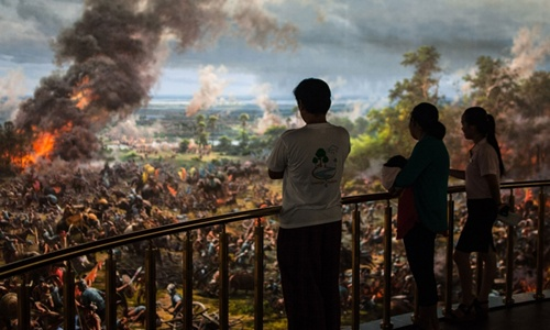Bảo tàng 24 triệu USD của Triều Tiên ở Campuchia 2