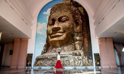 Bảo tàng 24 triệu USD của Triều Tiên ở Campuchia 3
