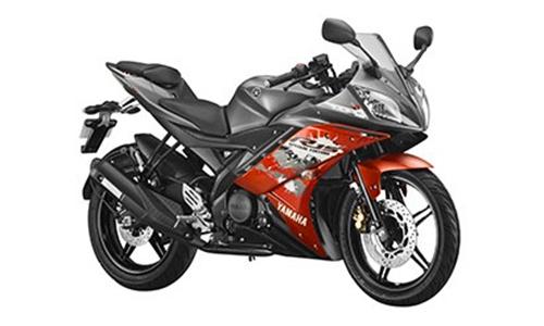 Yamaha R15 2016 bản màu đỏ
