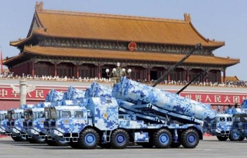 Trung Quốc khiến châu Á tăng tốc chạy đua vũ khí 1