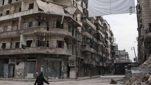 Thảm họa an ninh quốc gia Mỹ tiềm ẩn ở Aleppo 1