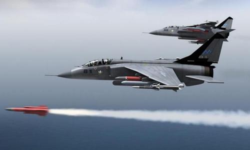 Hai loại chiến đấu cơ Trung Quốc nghi đưa đến Hoàng Sa 2