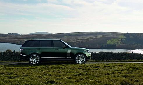 "SUV ""quý tộc"" Range Rover giá 245.000 USD 1"