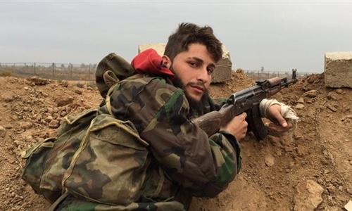 Số phận bi thảm của người lính Syria bị IS chặt đầu 1