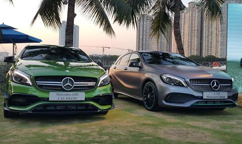 Mercedes A45 AMG 4Matic có giá hơn 2,2 tỷ đồng 1