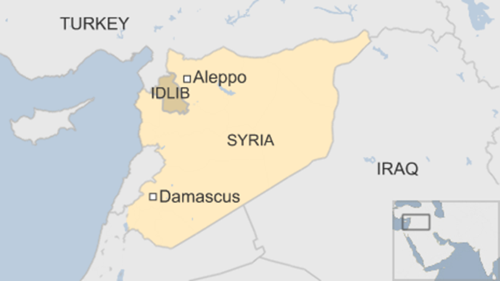 Thảm họa an ninh quốc gia Mỹ tiềm ẩn ở Aleppo 2