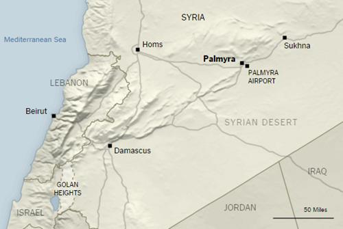 Số phận bi thảm của người lính Syria bị IS chặt đầu 2