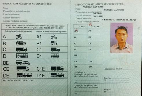 TP HCM cấp giấy phép lái xe quốc tế từ 25/2 1