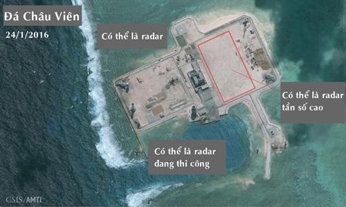 Hiểm họa từ hệ thống radar Trung Quốc đặt ở Trường Sa 1