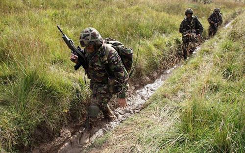 Hành trình khắc nghiệt trở thành lính đặc nhiệm SAS Anh 2