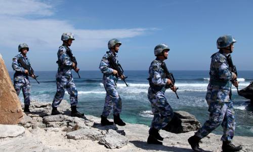 Chiến lược càn lướt của Trung Quốc trên Biển Đông 1