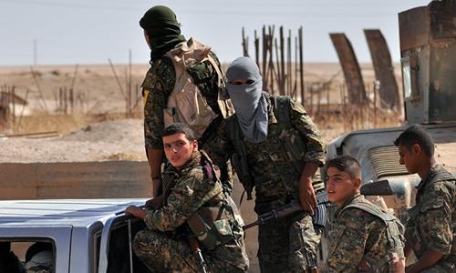 Mỹ lục đục với phiến quân đồng minh trên chiến trường Syria 4