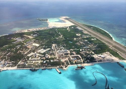 """Tướng Cương: """"Trung Quốc đang xây tổ hợp quân sự ở Biển Đông"""" 1"""