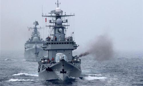 Chiến lược càn lướt của Trung Quốc trên Biển Đông 2