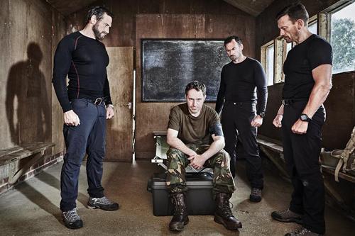 Hành trình khắc nghiệt trở thành lính đặc nhiệm SAS Anh 3