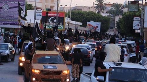 Libya - mảnh đất vùng vẫy mới của IS 1