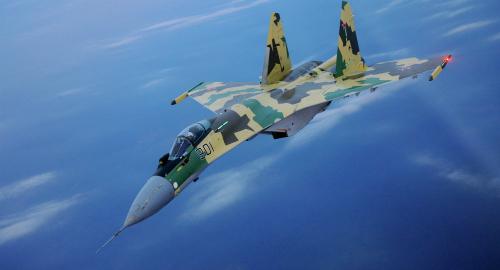 Nguy cơ Trung Quốc triển khai Su-35 đến Biển Đông 1