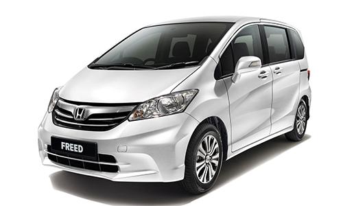 Honda Freed - đối thủ mới của Toyota Sienta tại Indonesia 1
