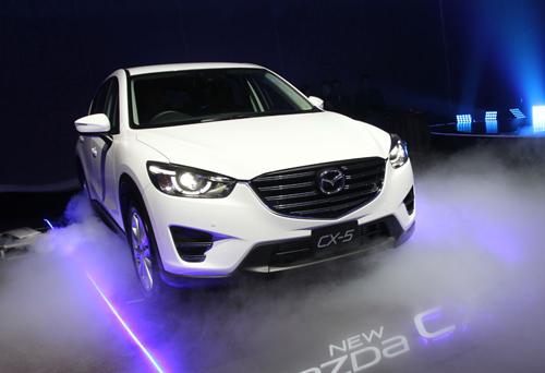Mazda CX-5 2016 giá 34.200 USD tại Thái Lan 1