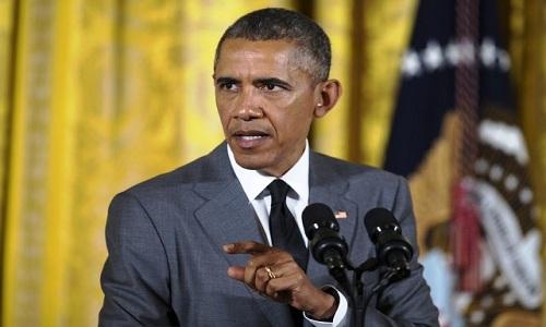 tong thong my barack obama. anh:reuters