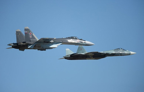 """Siêu tiêm kích T-50 Nga có thể chỉ là """"hổ giấy"""" 2"""
