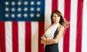 Người vợ siêu mẫu của ứng viên tổng thống Mỹ Trump