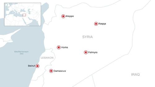 Bị vây ép, IS nguy cơ mất sào huyệt ở Syria 2