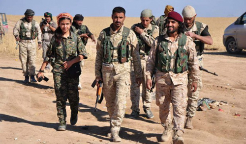 Bị vây ép, IS nguy cơ mất sào huyệt ở Syria 3