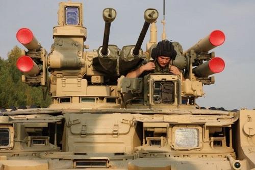 """""""Kẻ hủy diệt"""" - sát thủ đối với phiến quân IS ở Syria 2"""