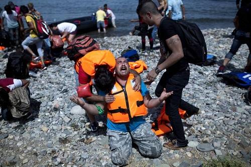 """Vì sao Trung Quốc """"ngó lơ"""" người tị nạn Syria 1"""